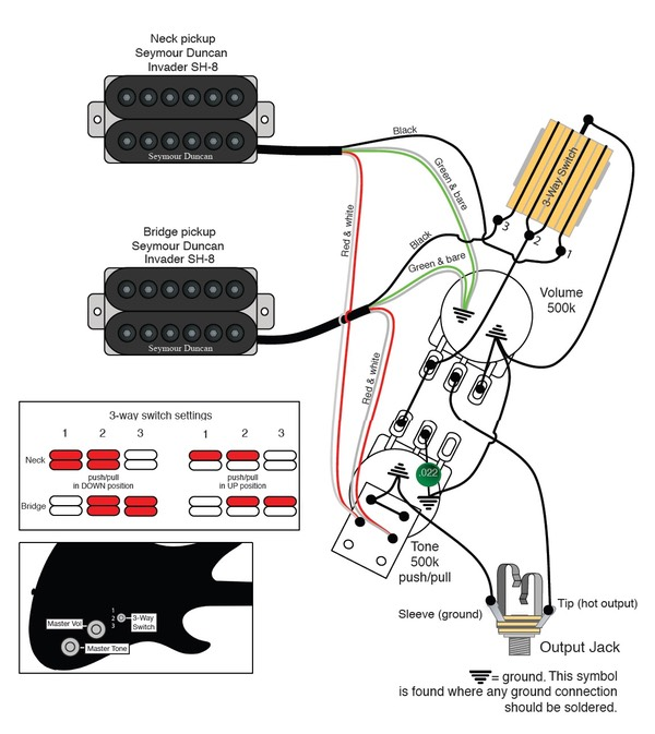 Guitar Gear Equipment Rigs And Setups Of Your Favorite Guitaristrhguitarrigs: Schecter Wiring Diagram At Gmaili.net