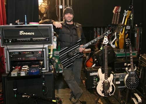 guitar gear equipment rigs and setups of your favorite