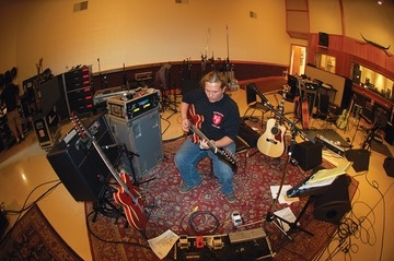 Dave Grohl Joe Beebe Guitar Studio