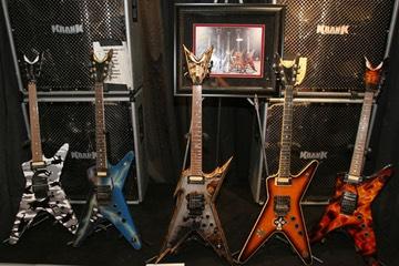 Dimebag Darrell's Dean Guitars Krank Amps