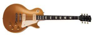 Gold Top Les Paul Brad Whitford Aerosmith
