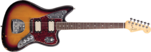Kurt Cobain Fender Jaguar Guitar