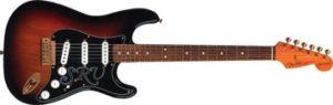 Stevie Ray Vaughan SRV Fender Strat Guitar