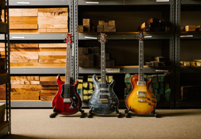 PRS Updates Core and S2 Series Electric Guitars for 2017