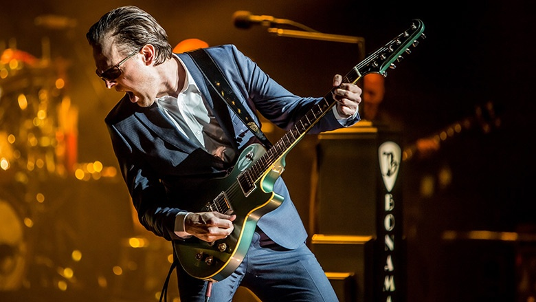 Joe Bonamassa Guitar Rig and Equipment Setup