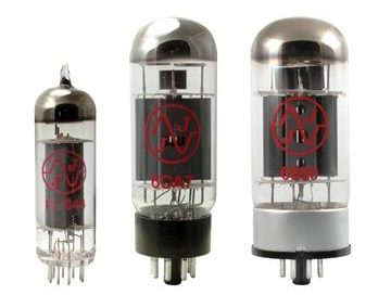 JJ Electronic Releases New Tubes