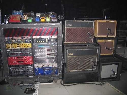 U2 The Edge Live Guitar Rig