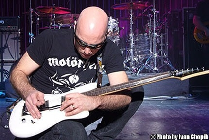 Joe Satriani Live by Ivan Chopik